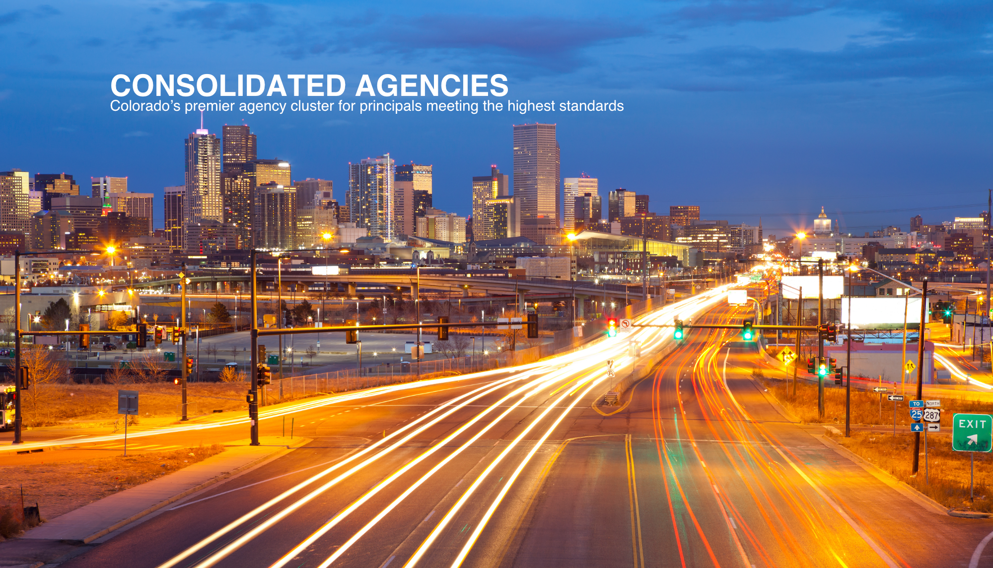 consolidated agencies